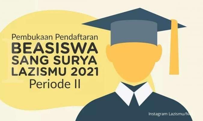 Lazismu buka pendaftaran beasiswa untuk mahasiswa D3, S, dan S2, ini syaratnya