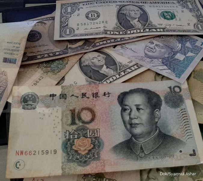 Mata uang Yuan, Reminbi China (CNY)