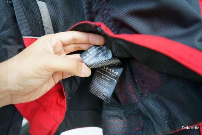 Ingin jaket sepeda motor tetap awet? Simak tips perawatannya dari Astra Honda Motor