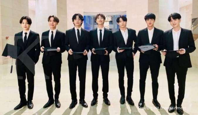 BTS grup K-Pop paling banyak disebut di Twitter tahun 2020, ini pencapaian Treasure