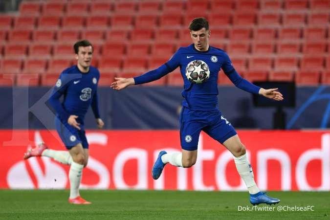Hasil laga Chelsea vs Porto di Liga Champions