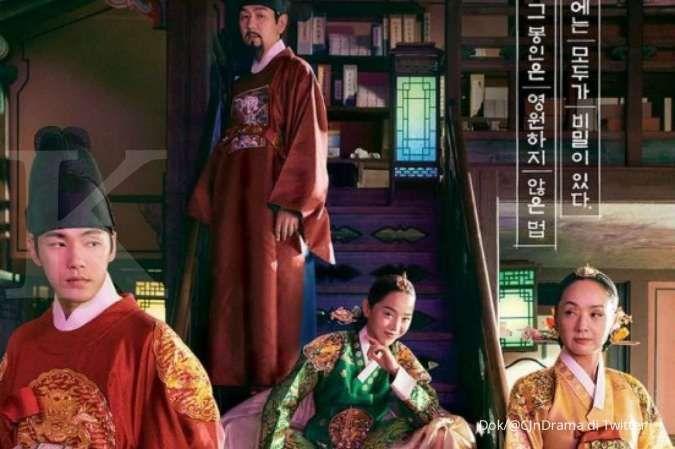 Drakor Mr. Queen masih jadi drama Korea terpopuler, puncaki 3 minggu berturut-turut