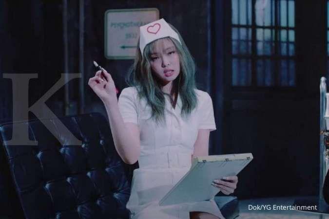 Adegan MV Lovesick Girls BLACKPINK yang menampilkan kostum perawat mendapatkan kritikan.