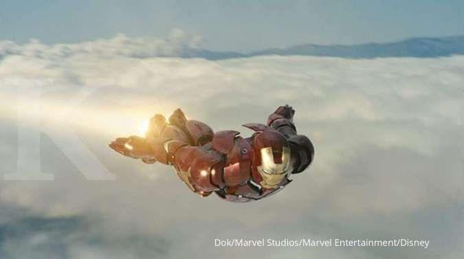 Marvel bandingkan adegan Iron Man hingga Captain America di film vs versi komiknya