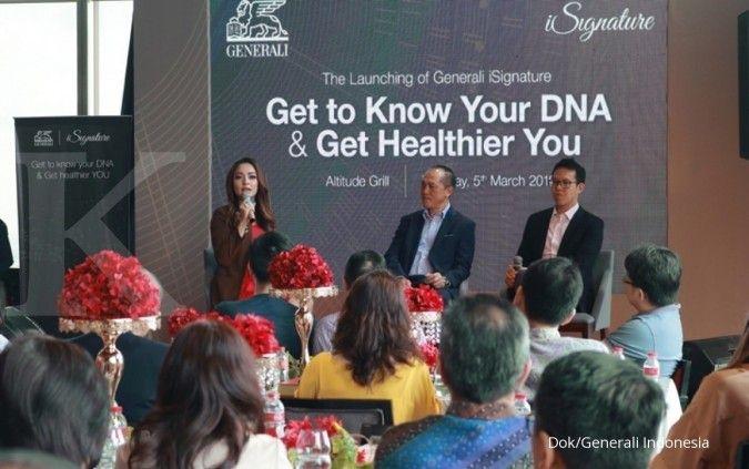 Generali Indonesia luncurkan fasilitas DNA Journal untuk nasabah prioritas