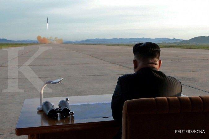 AS: Kim Jong Un bisa berusaha untuk menggunakan senjata pemusnah massal