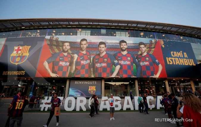 Jadwal La Liga di akhir pekan ini, nanti malam Atletico ...