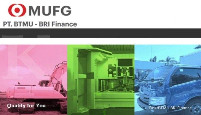 Caplok BRI Finance, BRI siapkan Rp 1 triliun