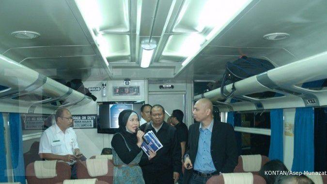 KAI luncurkan Penataran Ekspres Malang-Surabaya