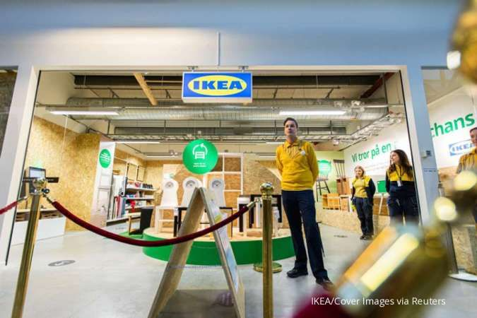 Akhir pekan ini, IKEA Kota Baru Parahyangan dibuka umum
