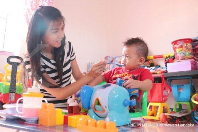 5 Cara meningkatkan kecerdasan anak, orangtua bisa coba