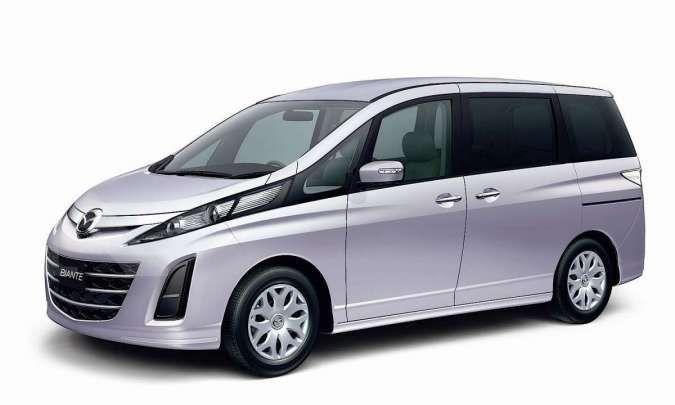 Dapat MPV mewah, harga mobil bekas Mazda Biante tahun segini kini mulai Rp 140 juta