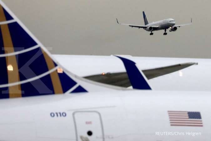 Maskapai penerbangan AS perpanjang penundaan penerbangan ke China hingga akhir April