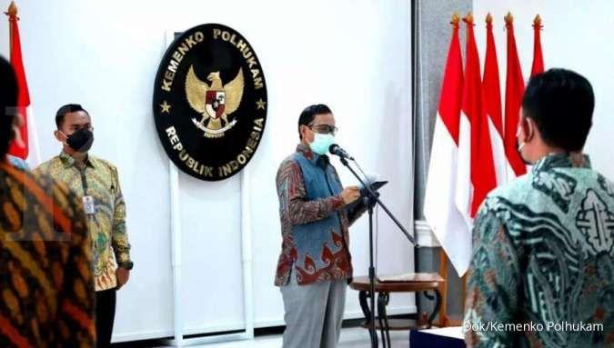 Tambah personel, Mahfud minta Satgas BLBI tunjukkan tindakan nyata