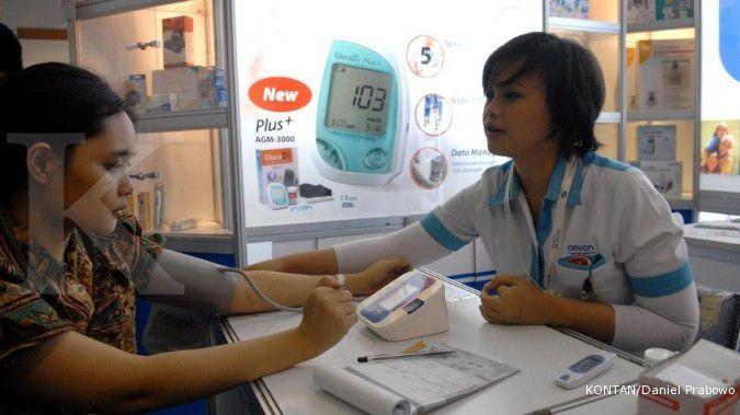 Perempuan lebih rentan terkena darah tinggi, kok bisa?