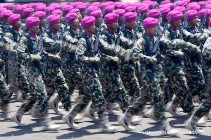 Lulusan SMP bisa daftar, ini ketentuan pendaftaran calon Tamtama TNI AL 2020