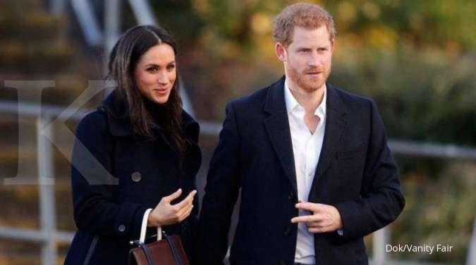 Pangeran Charles tolak beri gelar untuk anak-anak Harry dan Meghan