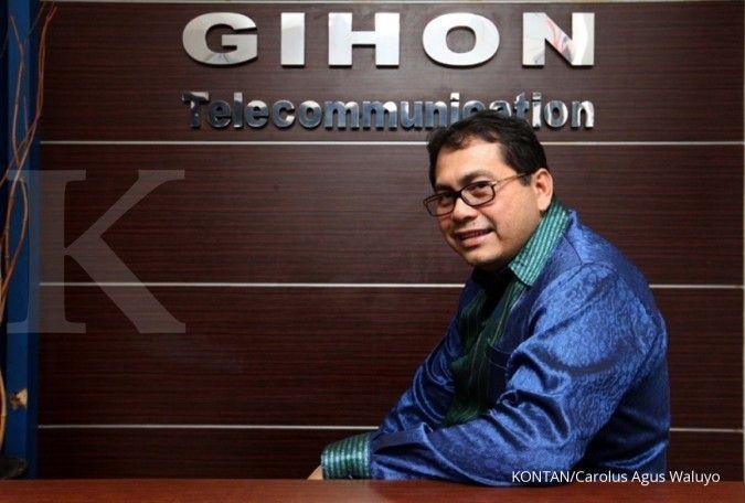 Gihon Telekomunikasi Indonesia (GHON) siapkan capex Rp 200 miliar, untuk apa saja?