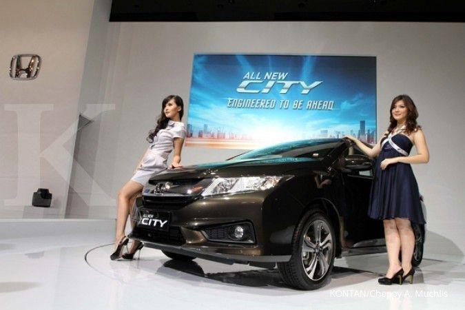Honda City hanya Rp 20-an juta, ikuti lelang mobil dinas di Jakarta ini