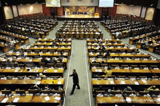 Presidential threshold masih mengganjal RUU Pemilu