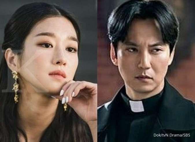 Seo Ye Ji dan Kim Nam Gil bintang drama Korea terbaru Island.
