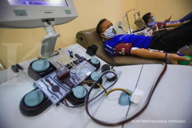 Penyintas Covid-19 mau donor plasma? Begini cara daftar dan syaratnya