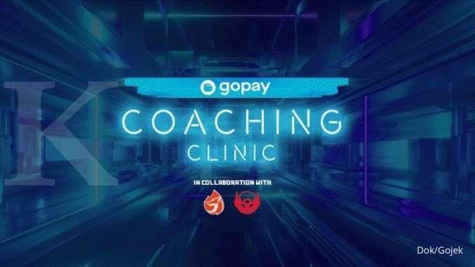 Peluang gamer amatir ikuti GoPay coaching clinic bersama tim pro player kenamaan