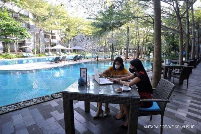 Banyak dikritik, wacana work from Bali perlu dimodifikasi