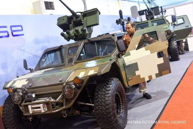 Alat Peralatan Pertahanan dan Keamanan (Alpahankam)
