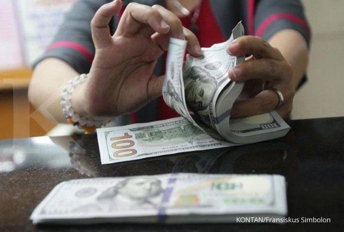 Rupiah melemah, transaksi money changer masih normal