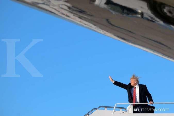 Trump kecam usulan pembatasan perdagangan dengan China
