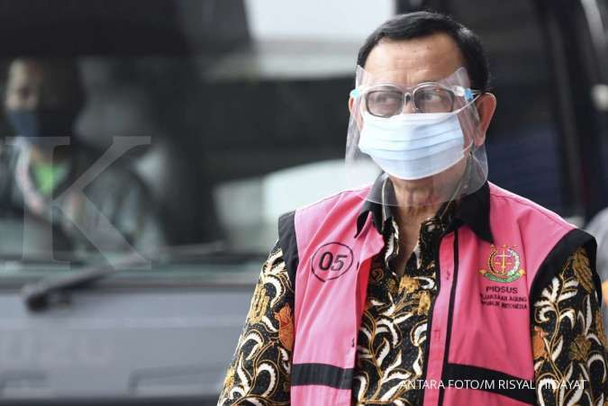 Pengadilan Tinggi Jakarta pangkas vonis mantan pejabat Jiwasraya