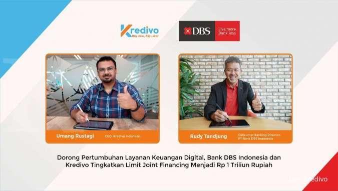 Gandeng Kredivo, DBS Indonesia salurkan pendanaan Rp 1 triliun