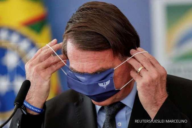 Cegukan kronis, Presiden Brasil Bolsonaro akan jalani operasi darurat
