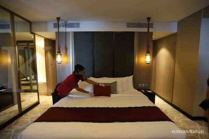 Larangan mudik menjadi momentum pengusaha hotel berbintang tebar diskon besar