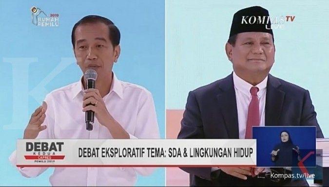 CEK FAKTA: Jokowi menyatakan tambang PTBA sudah dihutankan kembali