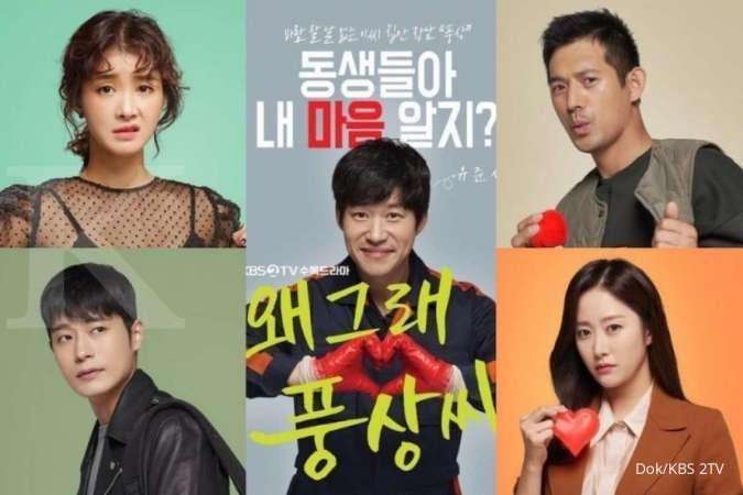7 Drama Korea yang terbaru di Netflix bulan Agustus 2021, ini jadwal tayangnya