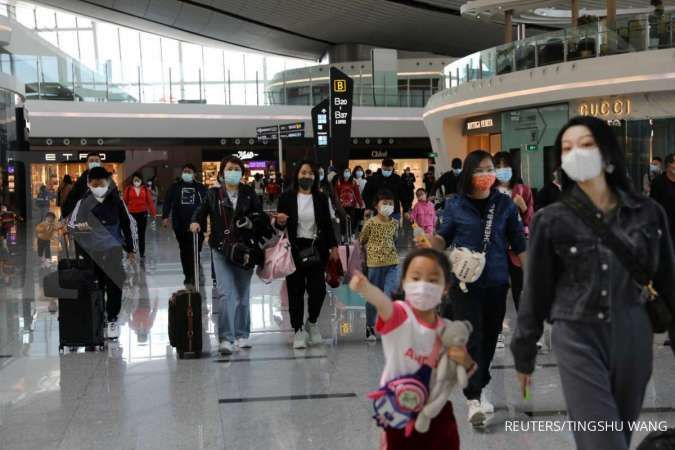 Mainland China reports first local COVID-19 cases in over three weeks