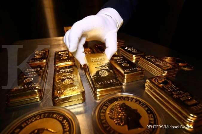 Indonesia masuk jajaran 10 negara produsen emas terbesar dunia, di posisi berapa?