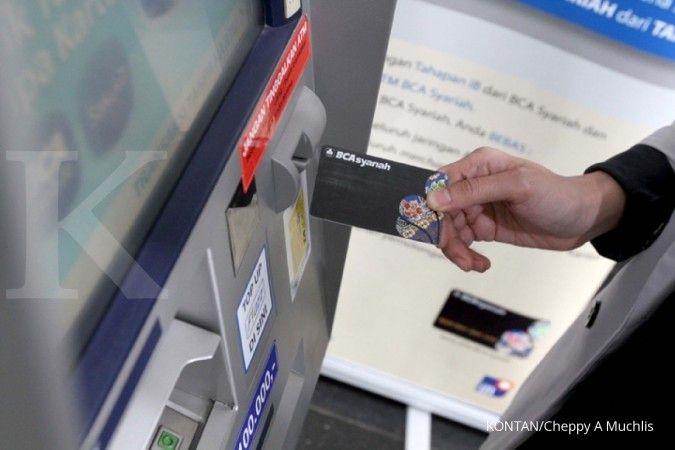 Transaksi uang elektronik perbankan terus meningkat