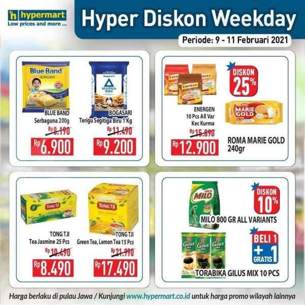 Promo Hypermart weekday 9-11 Februari 2021