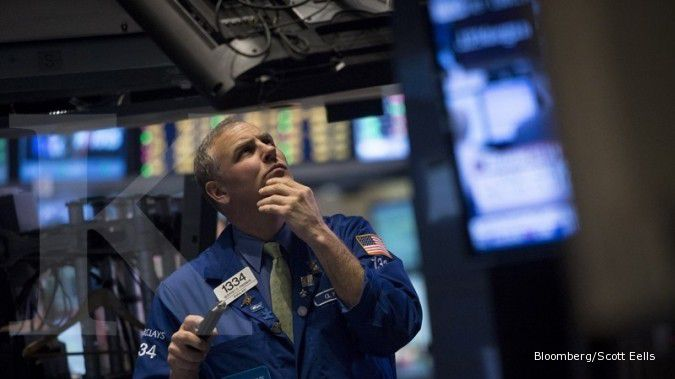 Facebook dan P&G memperberat bursa AS