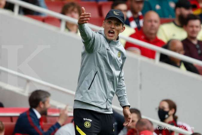 Jadwal pramusim Chelsea vs Tottenham Hotspur: The Blues ramu taktik kontra Spurs