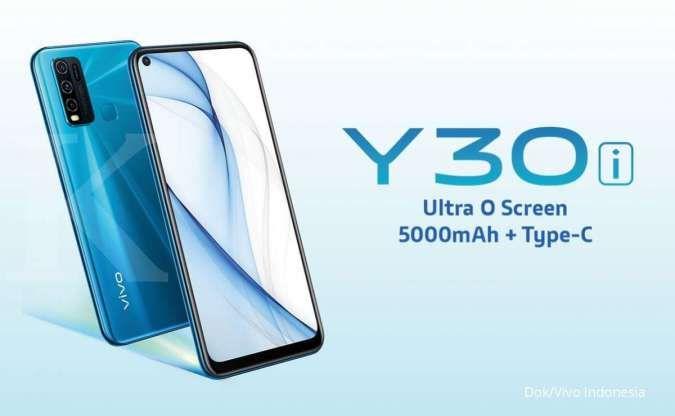Hanya Rp 2,3 jutaan, harga HP Vivo Y30i dengan Ultra Game Mode makin murah