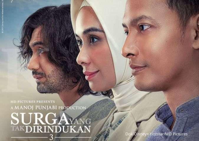 3 Film Indonesia terbaru di Disney+ Hotstar, ada genre horor hingga romantis
