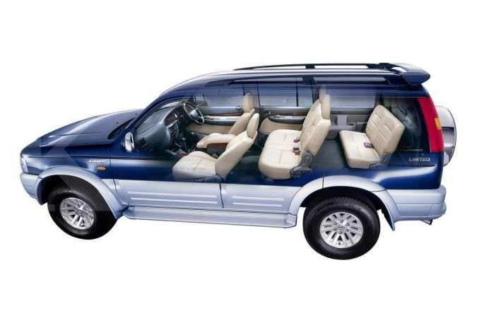 Harga mobil bekas Ford Everest per September 2020 mulai Rp 60 juta. (Bagian Interior)