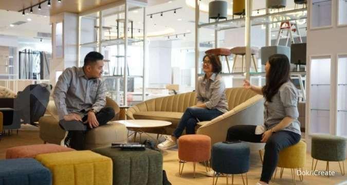 iCreate, toko online furniture yang menawarkan keunikan belanja