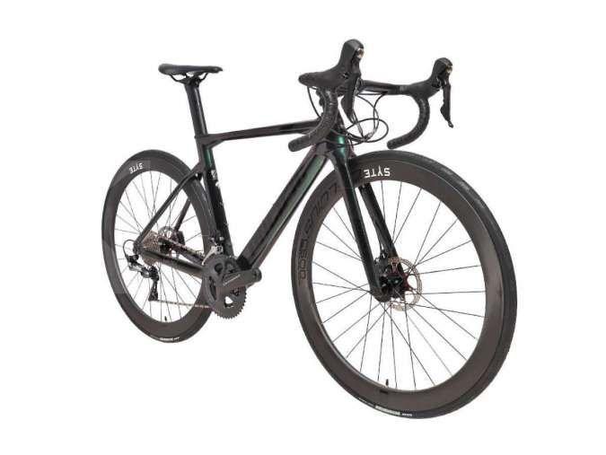 ILUSTRASI: Sepeda balap Pacific Primium Pro