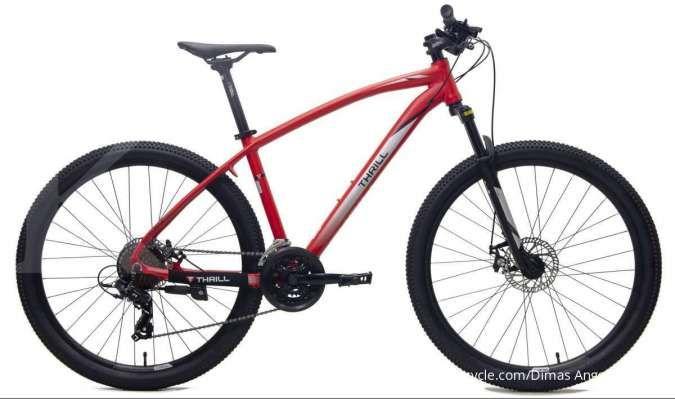 Sepeda gunung Thrill Cleave 3.0