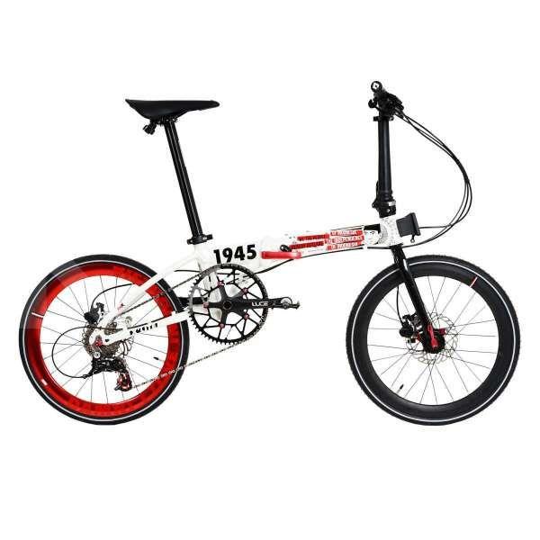 Harga sepeda lipat Element merah-putih Daniel Mananta tembus Rp 15 juta di reseller